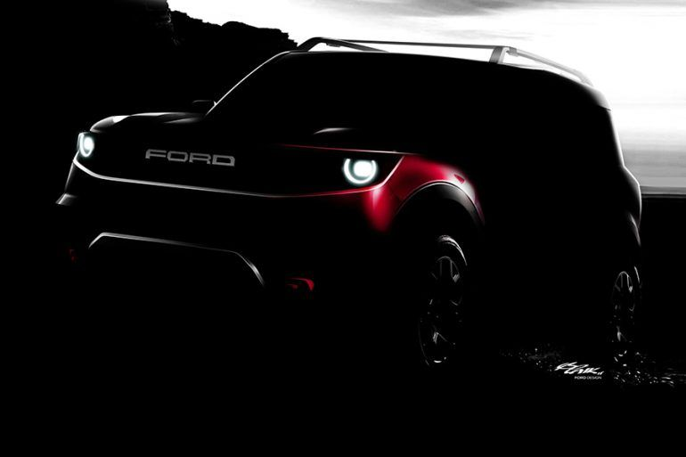Ford CX430