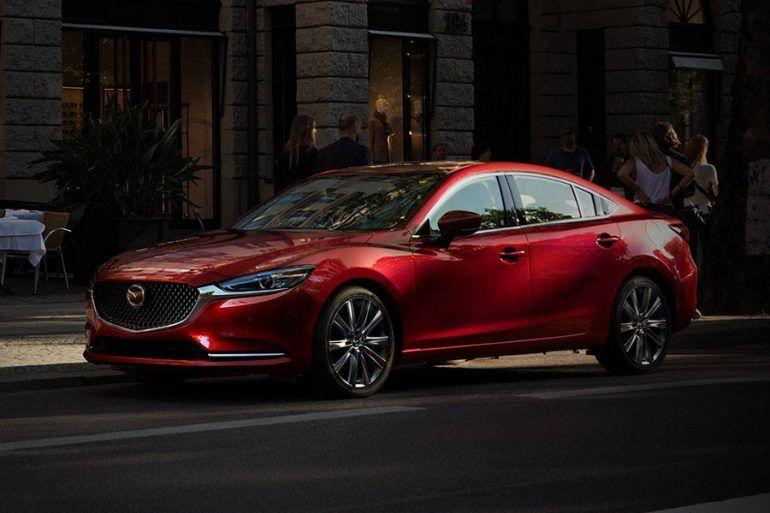 Mazda 6 Signature 2019