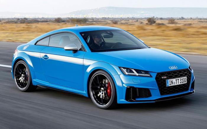 Audi Tt 2019 Presentación Automóvil Online