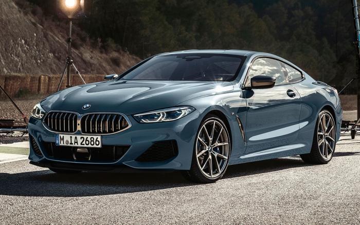 BMW Serie 8.