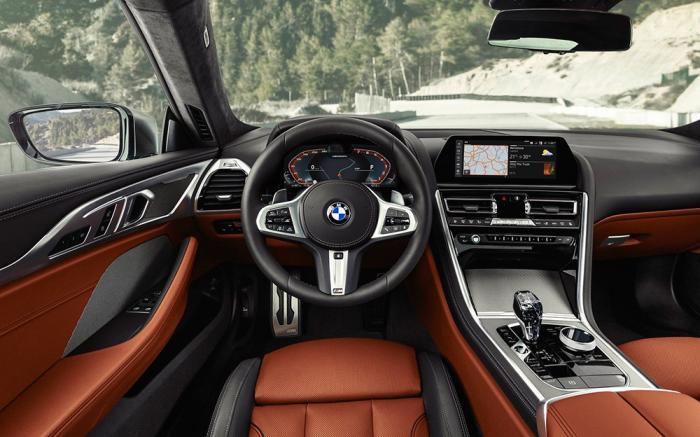 BMW Serie 8 2019.
