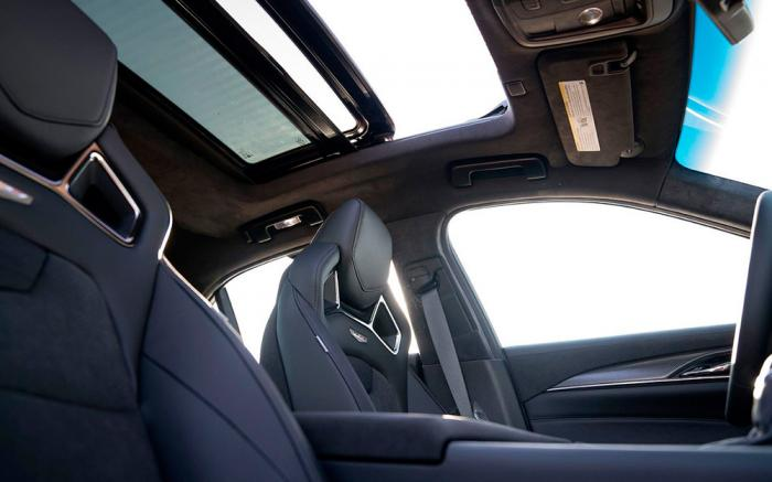 Cadillac cts v glacier metallic edition 2018 presentaci n autom vil online - Cadillac cts v glacier metallic edition ...