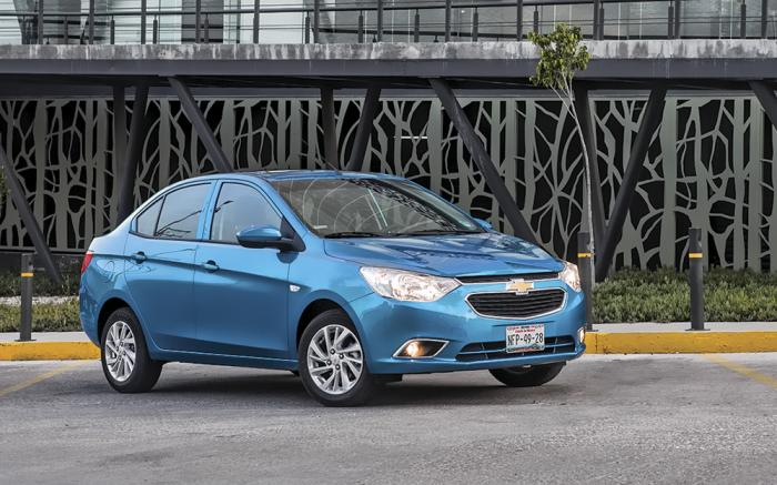 Chevrolet Aveo Ltz 2018 Prueba De Manejo Automvil Online