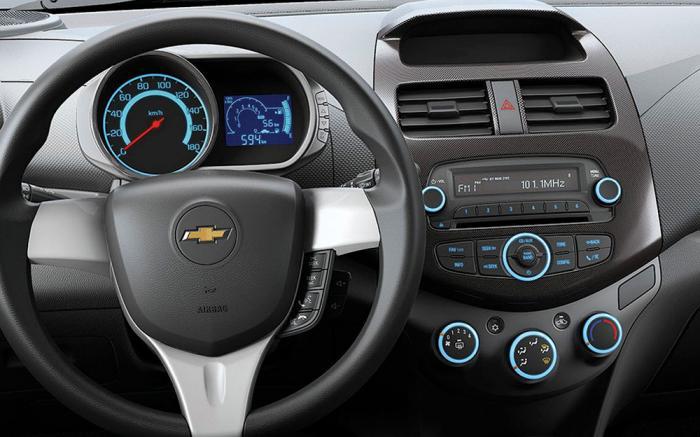 Chevrolet Beat 2018: lanzamiento en México - Automóvil Online