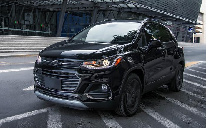Chevrolet Trax Midnight 2018: lanzamiento en México ...