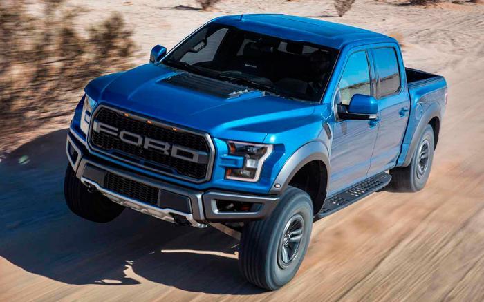 Ford Com Mx >> Novedades para la Ford Raptor 2019 - Automóvil Online