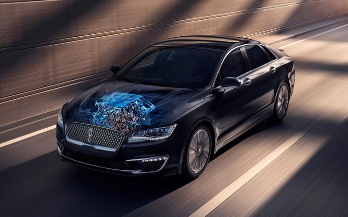 Por Redacción Automóvil Lincoln Presentó Oficialmente Su Modelo Mkz 2017