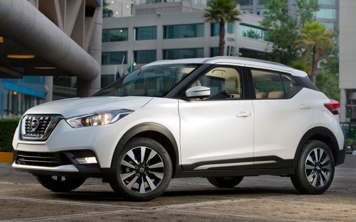 Nissan Kicks 2017: lanzamiento en México - Automóvil Online