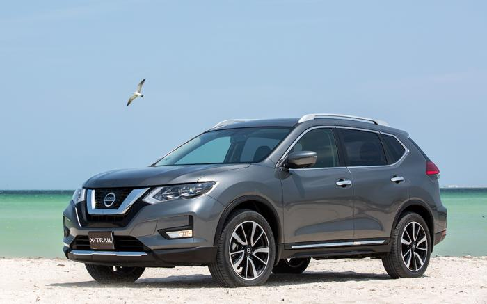 nissan x trail 2018 lanzamiento en m xico autom vil online. Black Bedroom Furniture Sets. Home Design Ideas