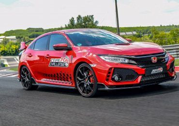 Civic Type R - Hungaroring