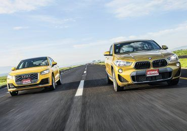 Audi Q2 vs BMW X2