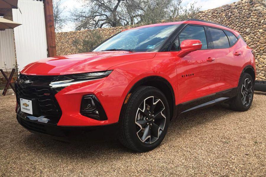 Santa Fe Ford >> Chevrolet Blazer 2019: lanzamiento en México - Automóvil