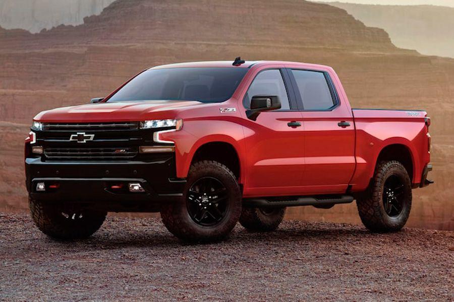 Chevrolet Silverado y Cheyenne 2019: lanzamiento en México ...
