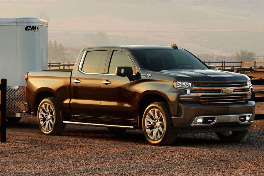Chevrolet Silverado Y Cheyenne 2019 Lanzamiento En Mexico