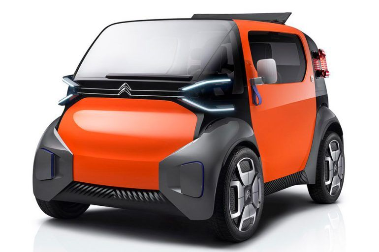 Citroën Ami One Electric Concept