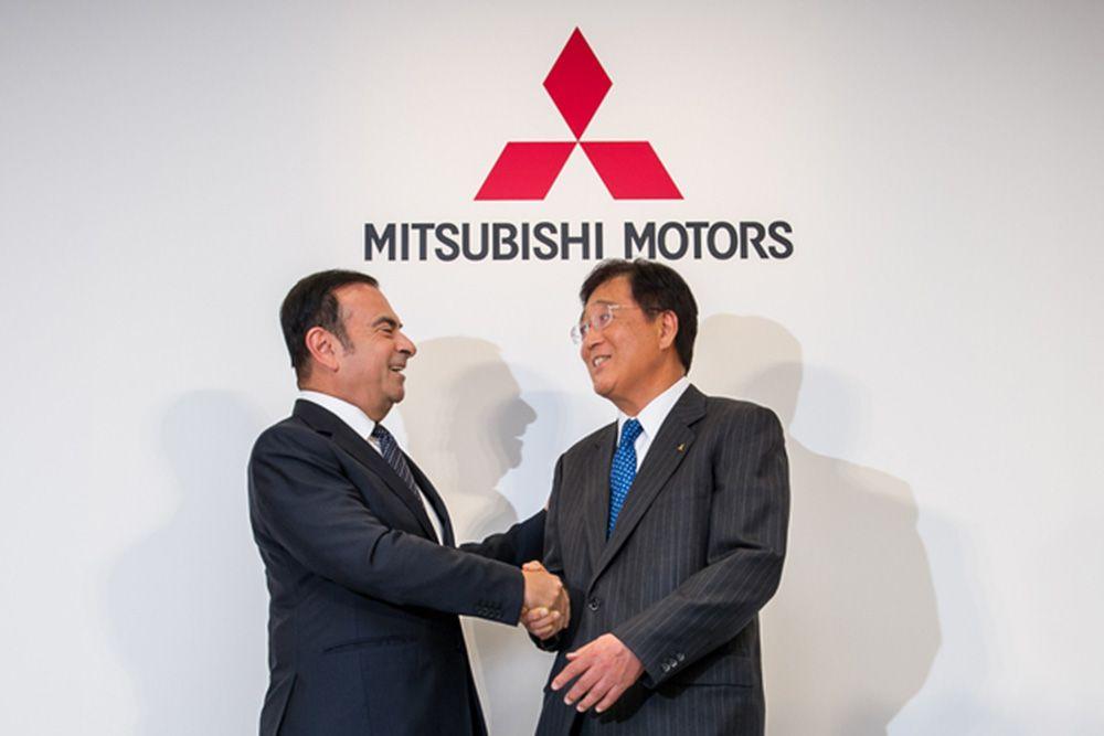 Mitsubishi Nissan Renault