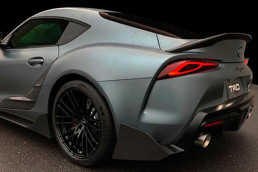 Toyota GR Supra Performance Line TRD Concept