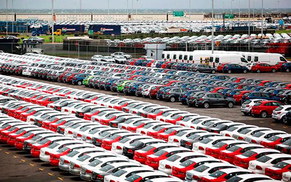 Ventas autos nuevos México