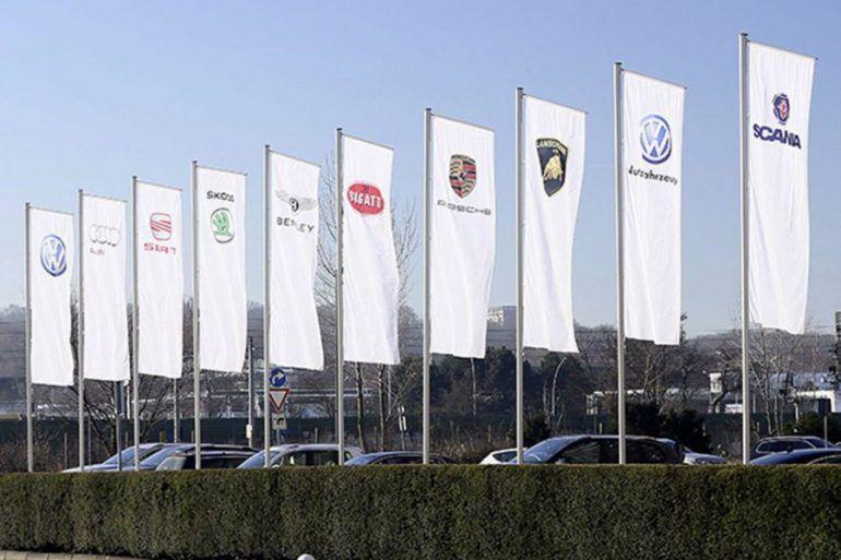 VW vende millones de autos