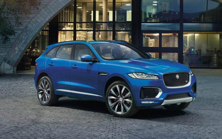 Jaguar F-Pace Consumer Reports