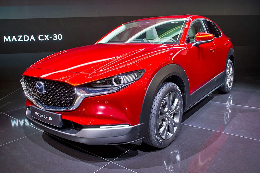 Salon De Ginebra 2019 Mazda Cx 30 2020 Automovil Online