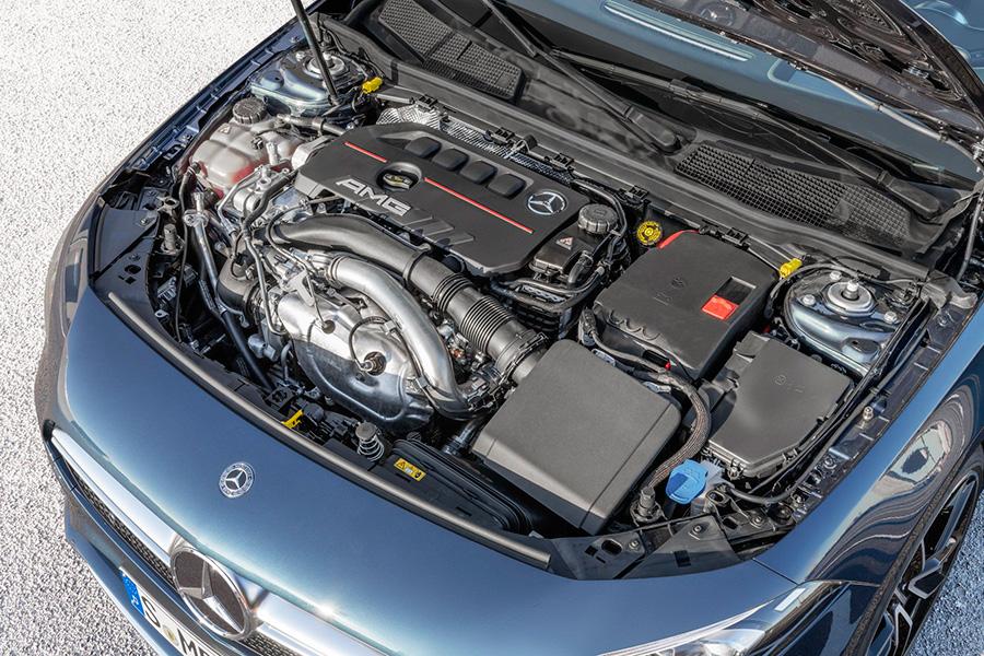 Mercedes-AMG A 35 Sedán