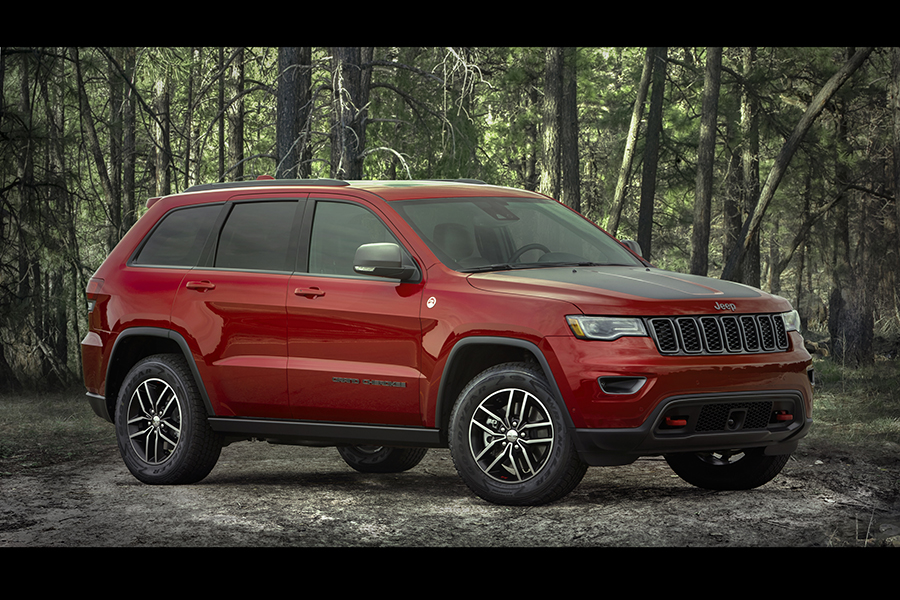 Jeep Grand Cherokee Trailhawk 2019