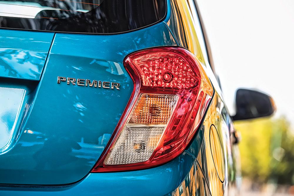 Chevrolet Spark CVT