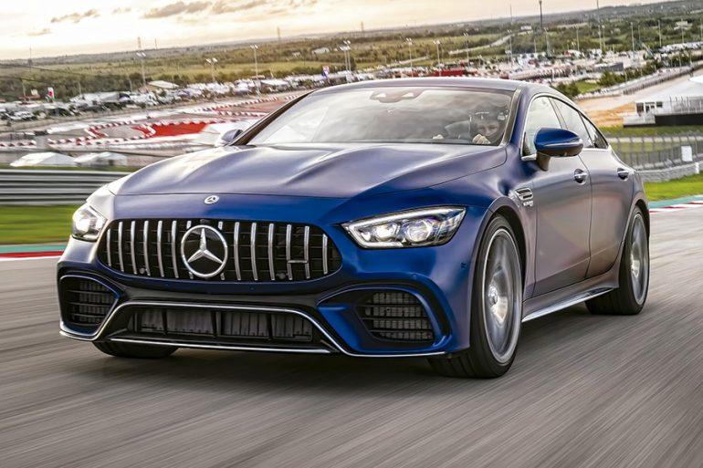 Mercedes-AMG GT 4 Puertas