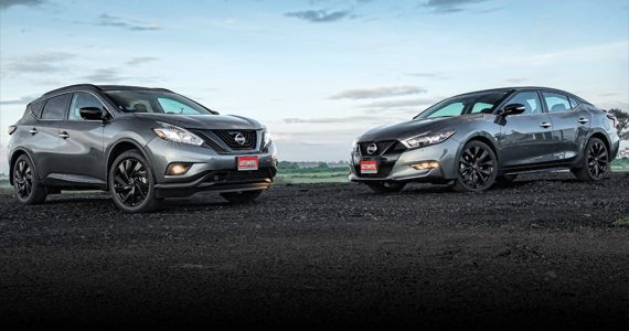 Nissan Murano Maxima Midnight
