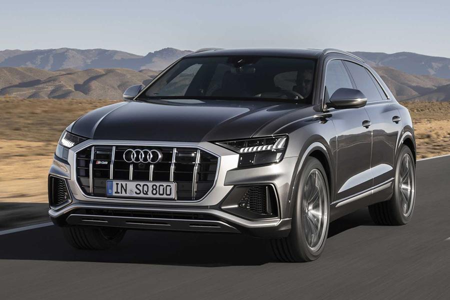 Audi SQ8 2020, presentación - Automóvil Online