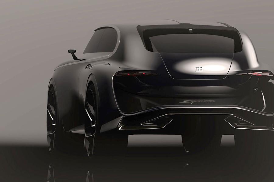 Listo el Bugatti Spartacus… solo falta aprobarlo - Automóvil