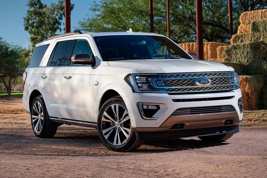 Ford Expedition King Ranch 2020, la reina del cuero ...