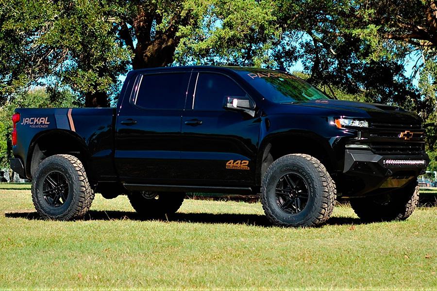 Ford Svt Lightning >> Chevrolet Silverado Jackal PaxPower, para enfrentar a la Raptor - Automóvil Online