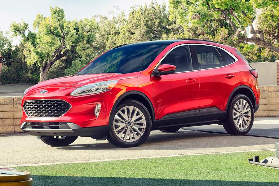 Ford Escape 2020: lanzamiento en México - Automóvil Online