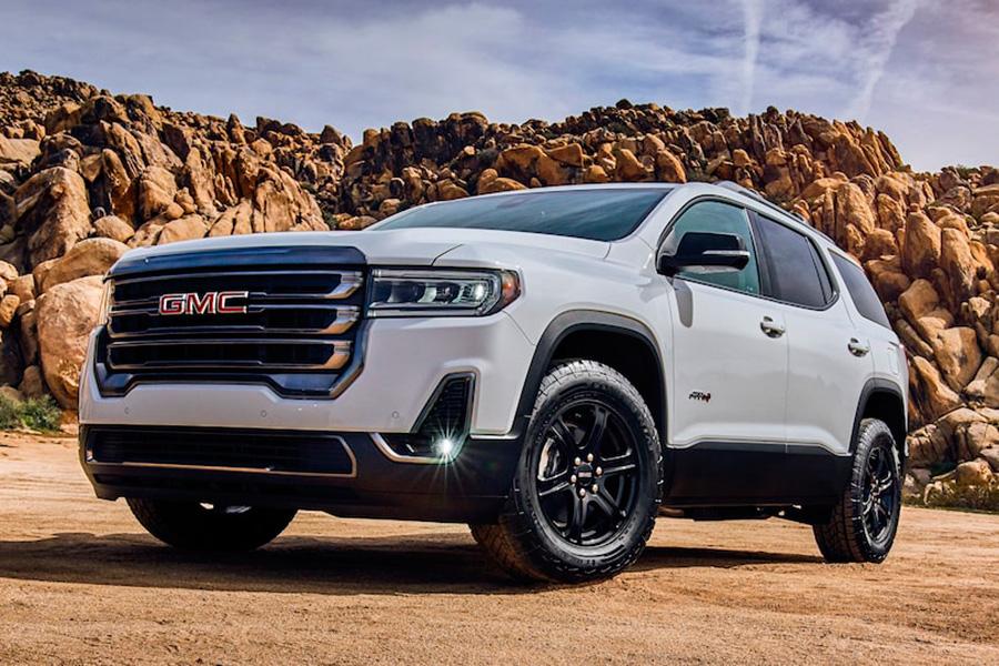 Gmc El Paso >> GMC Acadia 2020: lanzamiento en México - Automóvil Online