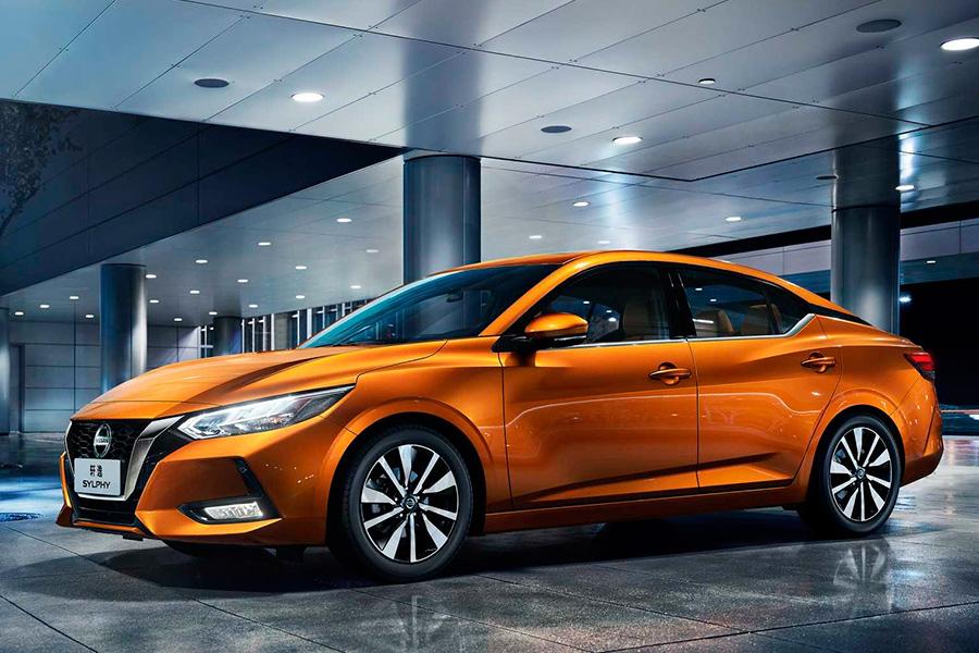 Detalles del Nissan Sylphy/Sentra 2020 - Automóvil Online