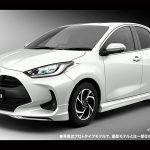 Toyota e-Racer Concept Yaris