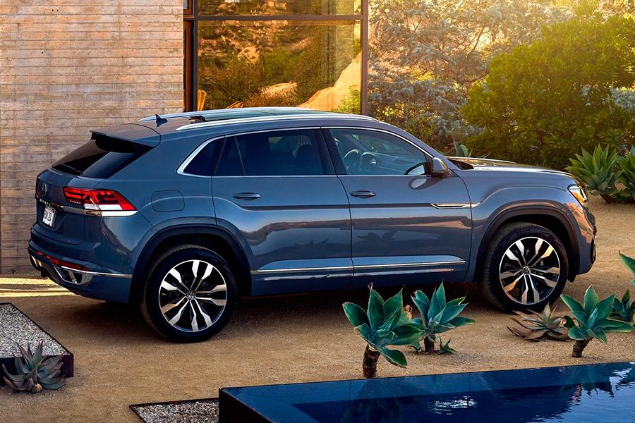 Santa Fe Ford >> Volkswagen Atlas Cross Sport 2020, cuando menos es más - Automóvil Online