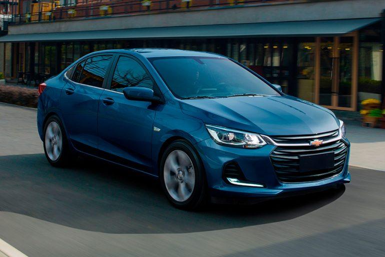Detalles Del Chevrolet Onix 2020 Que Llegara A Mexico Automovil