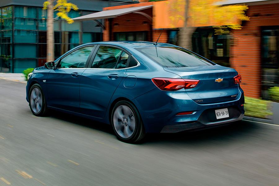 Detalles del Chevrolet Onix 2020 que llegará a México ...