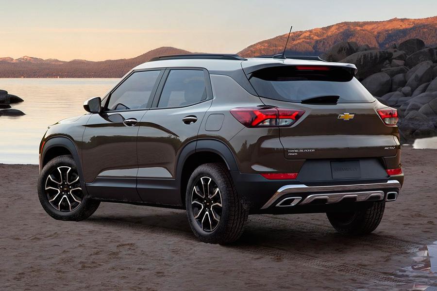 Salón de Los Ángeles 2019: Chevrolet Trailblazer y Buick ...