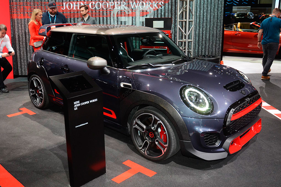 Download Mini Cooper 2019 Precio Mexico
