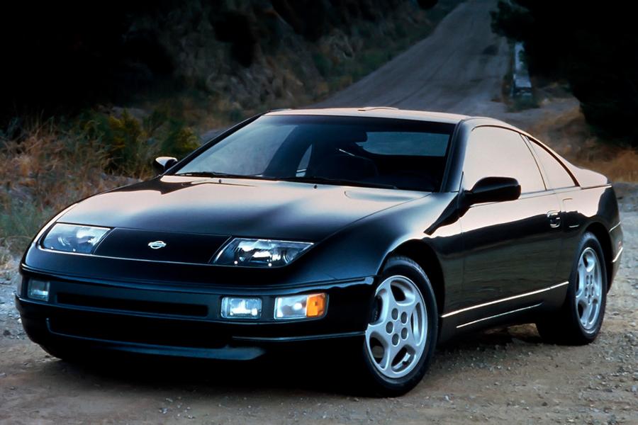 Nissan deportivo antiguo