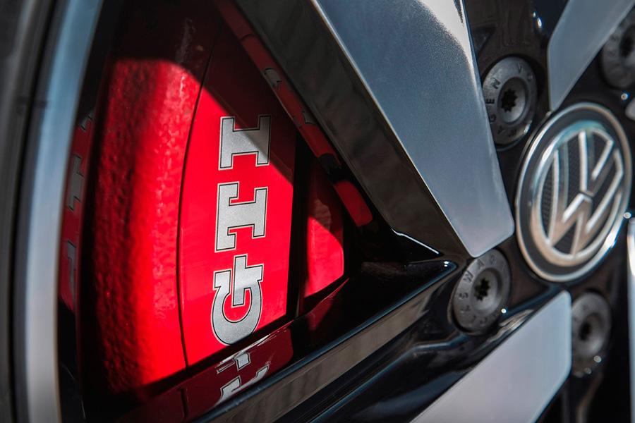 Volkswagen Golf GTI 2021 Ginebra