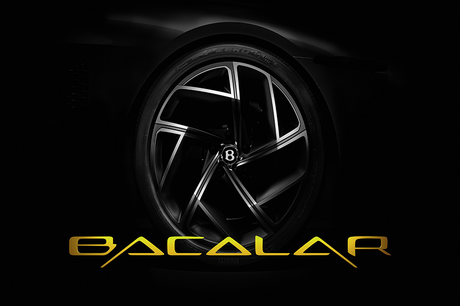 Bentley Bacalar adelanto