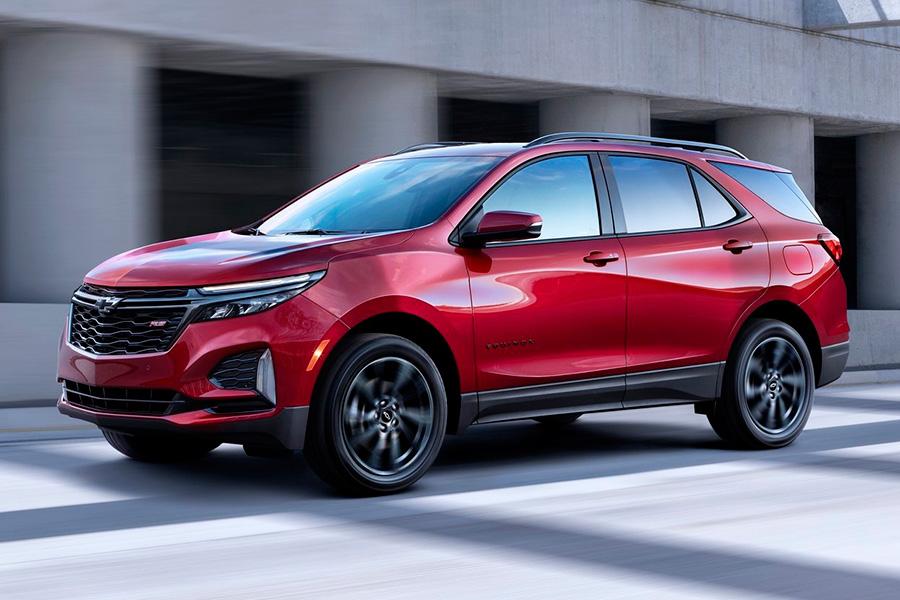 Salón de Chicago 2020: Chevrolet Equinox 2021 - Automóvil ...