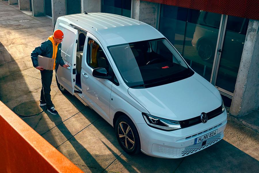 Volkswagen Caddy 2021, con algo más de estilo - Automóvil ...