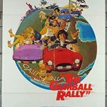póster de The Gumball Rally