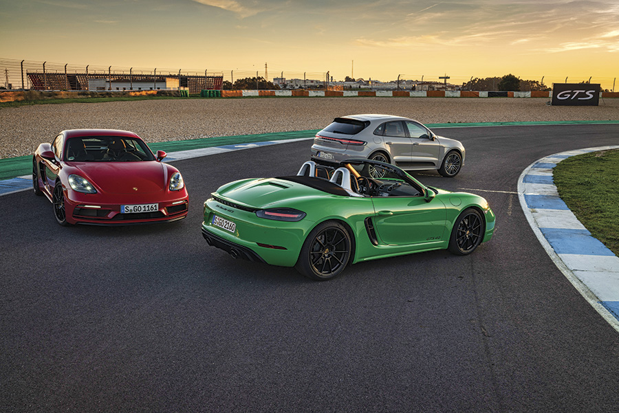 Porsche-GTS